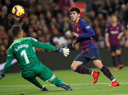 Barcelona trở lại ngôi đầu bảng La Liga