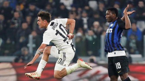 Vượt qua Inter Milan, Juventus vững ngôi đầu Serie A