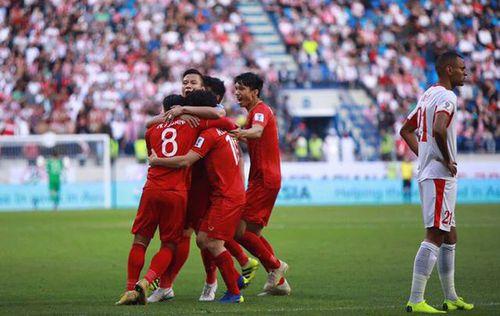 HLV Park Hang Seo: 'Tuyển Việt Nam không thắng may mắn, mà rất xứng đáng'