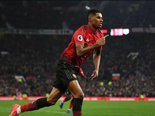 Man Utd thắng Brighton, Rashford lập cột mốc 'khủng'