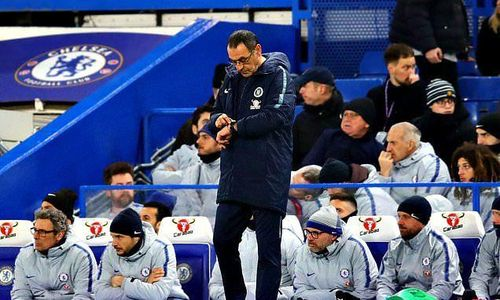 BLĐ Chelsea chốt xong thời điểm sa thải HLV Sarri