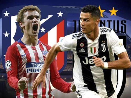 Atletico Madrid vs Juventus: Thử vũ khí hạng nặng