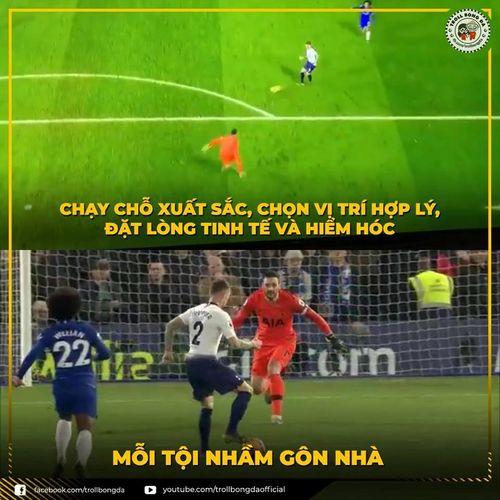 Biếm họa 24h: Kepa nhận 'quả báo' ở Chelsea, Barca biến Real thành trò hề