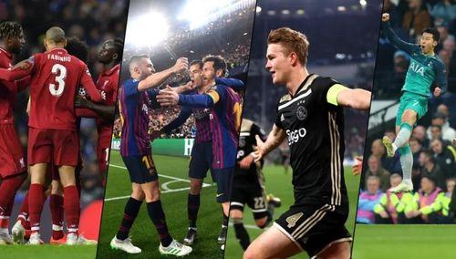 Bán kết Champions League khi nào diễn ra?