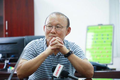 Tiêu chí để HLV Park Hang-seo gắn bó lâu dài với bóng đá Việt Nam