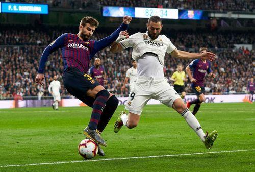 Ấn định ngày Real đại chiến Barca ở La Liga mùa tới