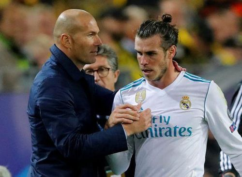 HLV Zidane ra đòn trừng phạt nặng chưa từng có đối với Gareth Bale