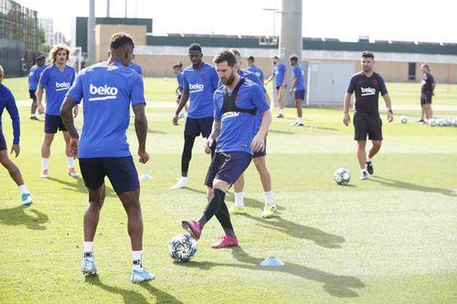 Messi CHÍNH THỨC trở lại ở trận gặp Dortmund
