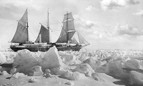 Ảnh hiếm chưa từng công bố chuyến thám hiểm Nam Cực 1915