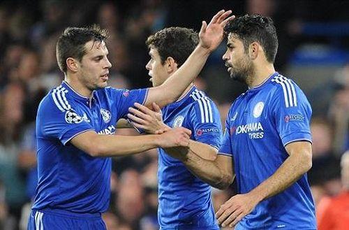 Chelsea giành ngôi đầu bảng G, Porto xuống Europa League