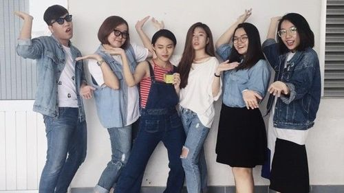 Sinh viên HUFLIT: Muốn ngầu đến trường cũng phải 'mặc đẹp diễn sâu'