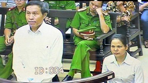 Xét xử phúc thẩm vụ án Nguyễn Hữu Vinh và đồng phạm: Y án sơ thẩm