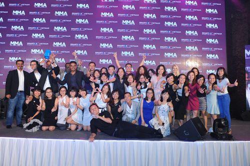 Công bố người thắng giải chung cuộc SMARTIES Việt Nam 2016