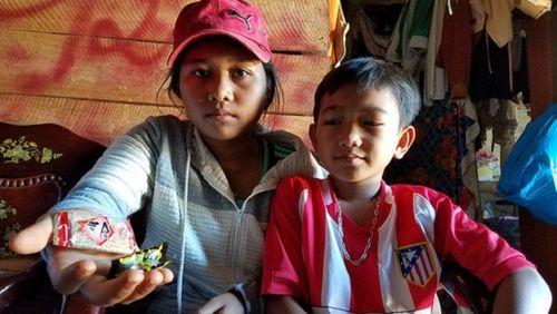Đắk Lắk: Ăn bánh kẹo của người lạ, 59 người nhập viện