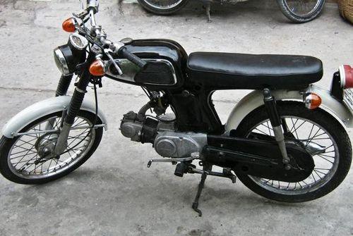 Choáng với giá xe côn vang bóng một thời Honda 67