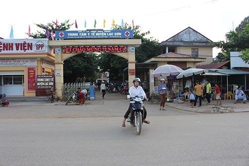 TT Y tế huyện Lạc Sơn: Đoàn kết và chủ động thực hiện nhiệm vụ
