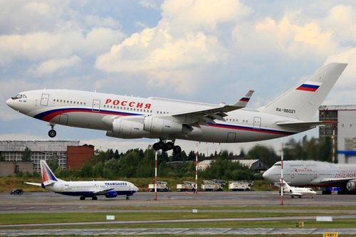 Chuyên cơ của Tổng thống Nga vừa đáp xuống Đà Nẵng có gì đặc biệt?