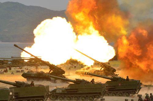 Triều Tiên sắp tập trận mùa Đông, Hàn Quốc tăng cường cảnh giác
