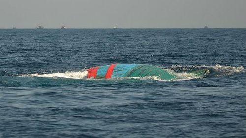 Đắm tàu trên vùng biển Cô Tô, 1 ngư dân mất tích