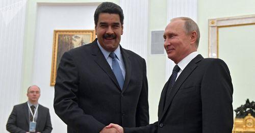 Liệu Nga có cứu được Venezuela khỏi vỡ nợ?
