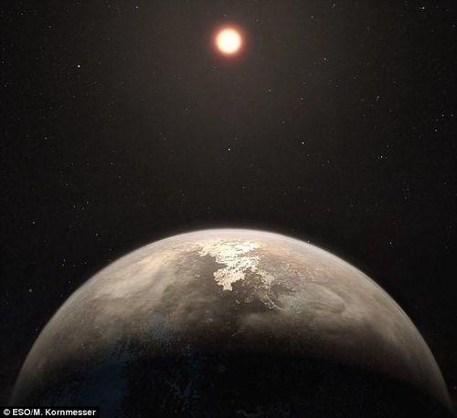 Phát hiện hành tinh có kích cỡ và nhiệt độ tương tự Trái đất