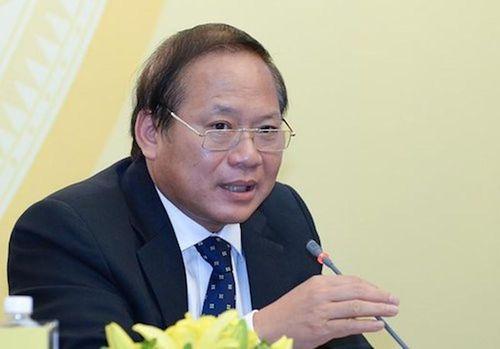 Bộ trưởng Trương Minh Tuấn: 'Có tình trạng PV thường trú hù dọa doanh nghiệp'