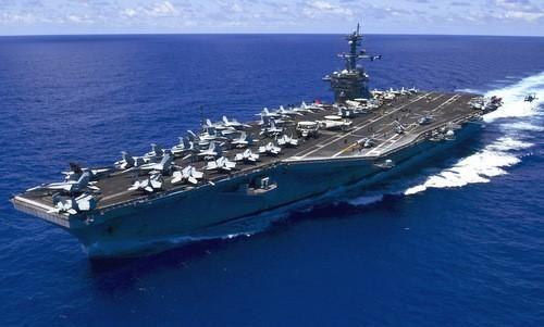Tướng Lê Mã Lương nói gì về tàu sân bay Mỹ thăm Việt Nam?