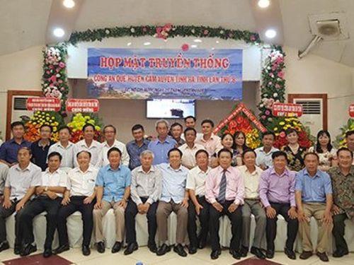Hội Công an huyện Cẩm Xuyên: Chung tay cùng phát triển sự nghiệp