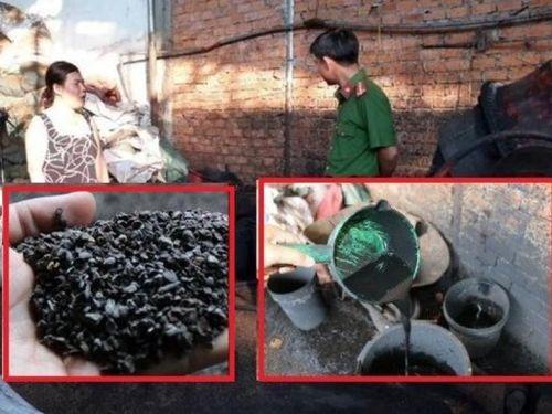 Bộ Nông nghiệp lên tiếng xử nghiêm cơ sở chế biến cà phê trộn lõi pin