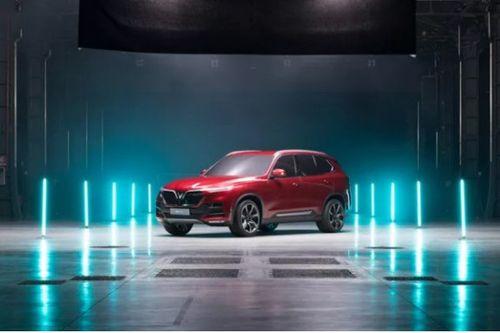 VinFast công bố tên xe trước thềm triển lãm Paris Motor Show 2018
