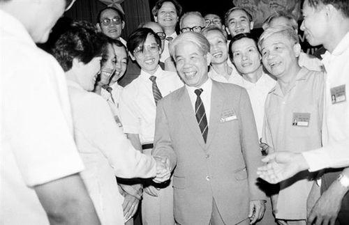 Tổng Bí thư Đỗ Mười: Người học trò xứng đáng của Chủ tịch Hồ Chí Minh