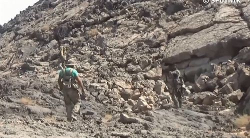 Phiến quân cạo râu trốn chạy khỏi As-Suwayda