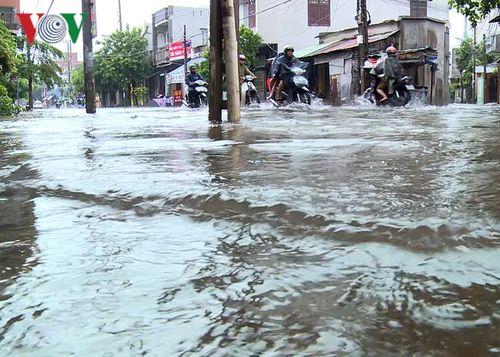 Công trình chống ngập ở Phú Yên 'bất lực' sau cơn mưa lớn?