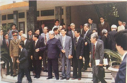 Nguyên Tổng Bí thư Đỗ Mười với phong trào giải phóng huyện Ứng Hòa