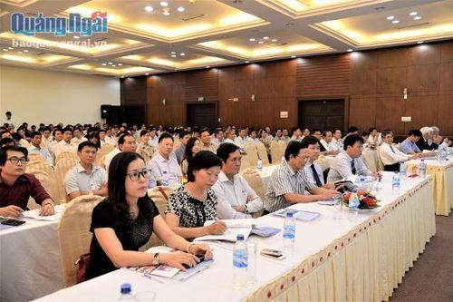 Hoàn thiện hồ sơ về Công viên địa chất Lý Sơn- Sa Huỳnh trước tháng 11.2019