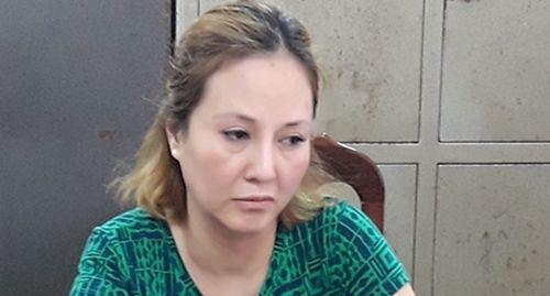 Chân dung gây sốc về một nữ 'cán bộ Văn phòng Chính phủ'