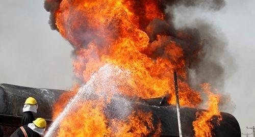 Xe chở xăng phát nổ, 150 người thương vong tại CHDC Congo