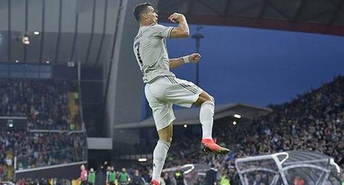 Ronaldo nổ súng, Juve thắng dễ Udinese