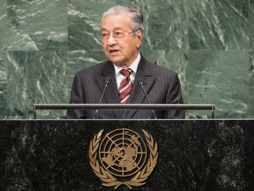 Thủ tướng Malaysia: 'Trở lại và lợi hại hơn xưa'?