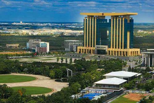 Thành phố mới Bình Dương sẵn sàng cho Hội nghị Đại hội đồng WTA