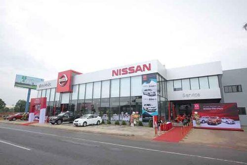 Nissan Vĩnh Phúc: Địa chỉ mới cho người yêu xe ô-tô phía bắc