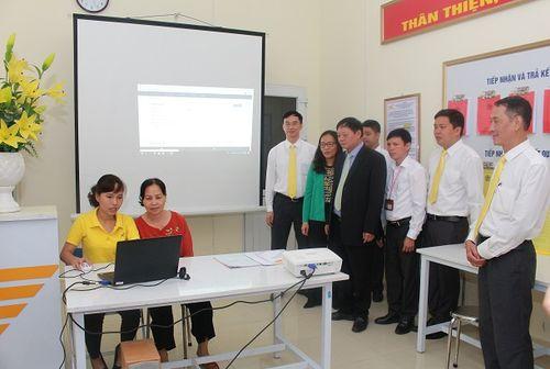 Hà Nội: Khai trương thí điểm mô hình hướng dẫn, hỗ trợ dịch vụ công trực tuyến