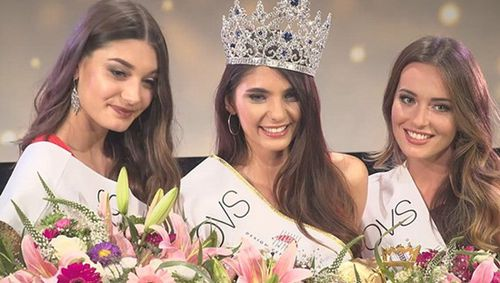 'Đối thủ' của Tiểu Vy - Hoa hậu Áo bị tước vương miện trước thềm Miss World 2018