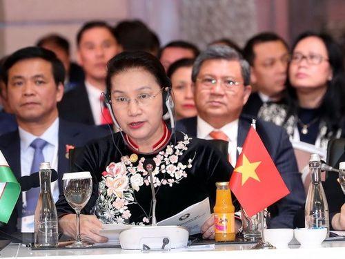 Việt Nam luôn tham gia tích cực và có trách nhiệm vào các hoạt động ngoại giao nghị viện