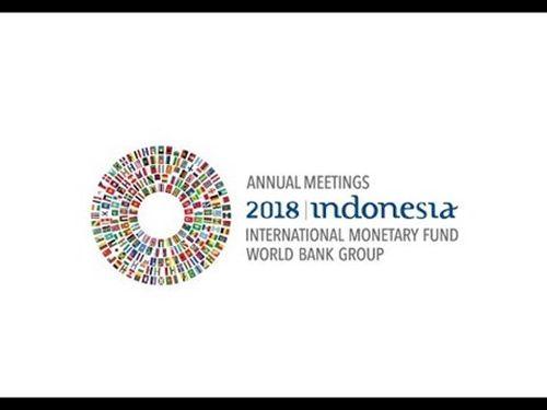 Trực tiếp Hội nghị thường niên IMF-WB ở Indonesia