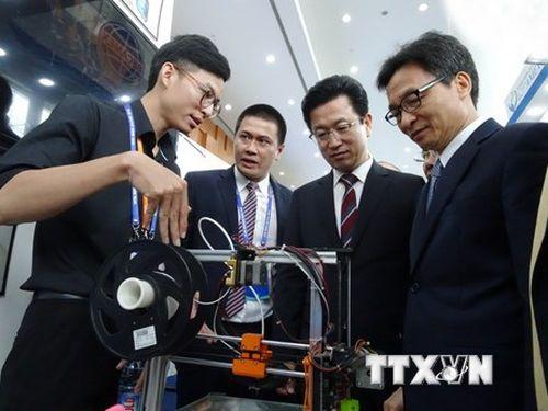 Bình Dương tổ chức Hội chợ Công nghệ mới cho thành phố thông minh