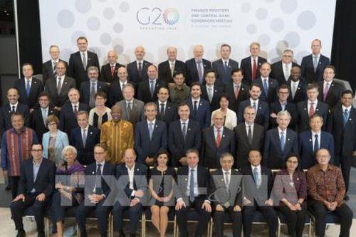 Mỹ 'lẻ loi' trong quan điểm thương mại với thế giới tại Hội nghị G20