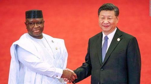 Sierra Leone hủy thỏa thuận xây sân bay với Trung Quốc