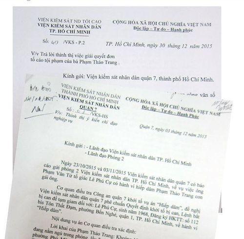 Vụ án hiếp dâm xảy ra tại quận 7: KSV 'tham mưu' sai, vẫn được giao kiểm sát vụ án