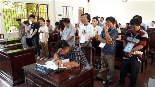 Tuyên án 19 đối tượng tổ chức đánh bạc tại Đồng Nai